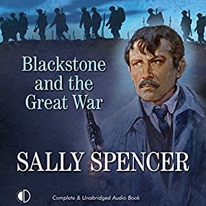 Blackstone and the Great War Audiobook