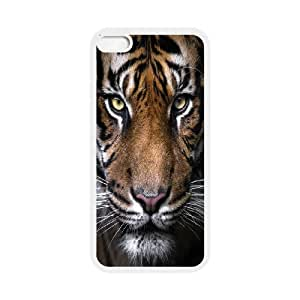 "Custom DIY Phone Case Tiger head ART Pattern For Apple Iphone6 4.7"" screen Cases APPL8295594"