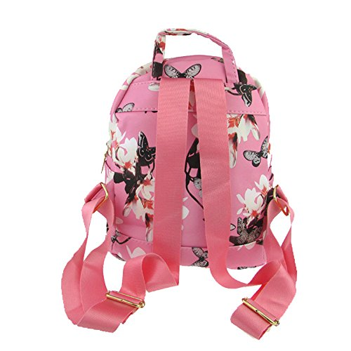 femmes Casual cuir Hot Fille Print PU Sale Flower Donalworld Sacs PS8A0qPx