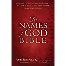 Names of God Bible (with direct verse lookup), The