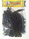 Chile Pasilla - Pasilla Negro - Chile Negro - Dried Chilaca Chili Pepper - 1 Lb bag - Mild to Medium Hot - Deep Rich Flavored 1 pound