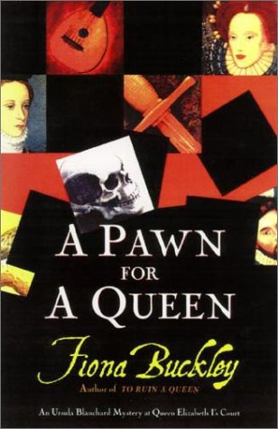 book cover of A Pawn for the Queen