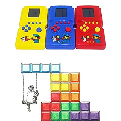 Amazon XuBa Classic Handheld Game Machine Brick Kids