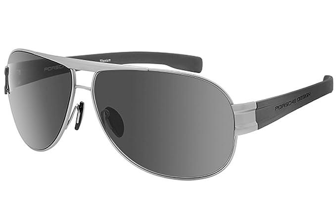 Porsche Design Gafas de sol p 8544 Gris B P8544 66 mm ...