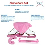 CRS Cross Skate Guards, Soakers & Towel Gift Set