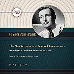 The New Adventures of Sherlock Holmes, Vol. 1