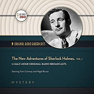 The New Adventures of Sherlock Holmes, Vol. 1 Radio/TV Program