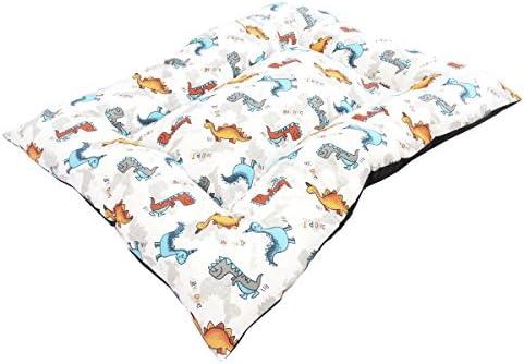 OFERTA BLACK FRIDAY! Cama para perro y gato Dinosaurios 80*60cm.: Amazon.es: Hogar