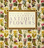 Antique Flowers in Needlework