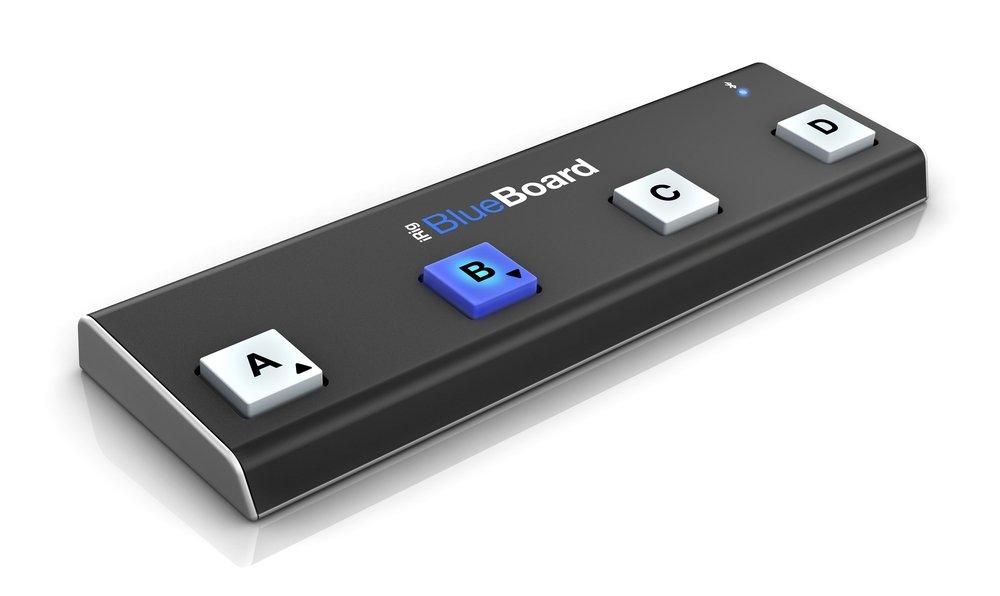 IK Multimedia iRig BlueBoard ワイヤレスMIDIペダルボード【国内正規品】   B00OPTNJQY