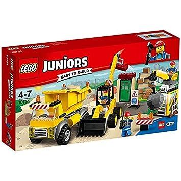 LEGO Juniors Solar de demolición
