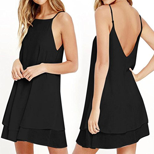 Dress Relaxed Women Femme Hehem Noir Robe S5gYq6Axw