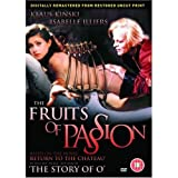 """The Fruits of Passion - The Story of """"O"""" Continued (Uncut) [Region 2 Import]"""