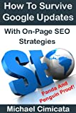 How To Survive Google Updates With On-Page SEO Strategies...