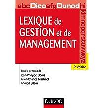 Lexique de gestion et de management - 9e éd. (Hors Collection) (French Edition)