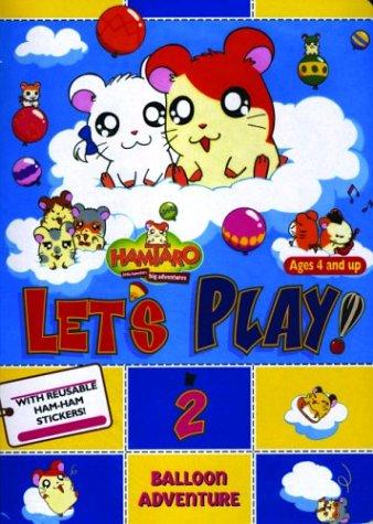 Download Hamtaro, Let's Play! Vol. 2 ebook