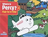 Where is Percy?: Flap-in-a-flap Book (My First Thomas)