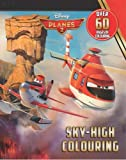 Disney Planes 2 Sky-High Colouring