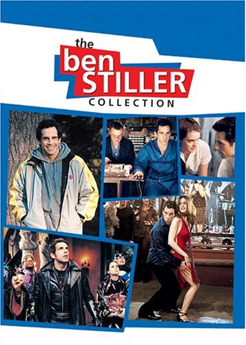 Ben Stiller Collection (Meet the Parents - Special Edition/Mystery Men/Reality Bites/Along Came Polly)
