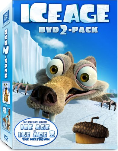 The Ice Age Collection (Ice Age/ Ice Age: The Meltdown) - Full Screen Editions (Gift Ice Meltdown Set)