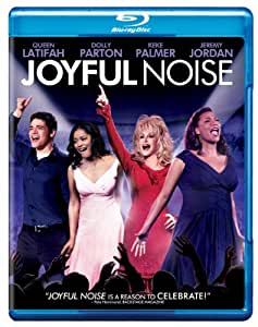 NEW Queen Latifah/parton/palmer - Joyful Noise (Blu-ray)