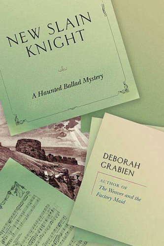 Read Online New-Slain Knight: The Haunted Ballad Series pdf