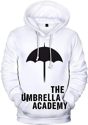 Boknight Umbrella Academy - Sudadera con capucha para