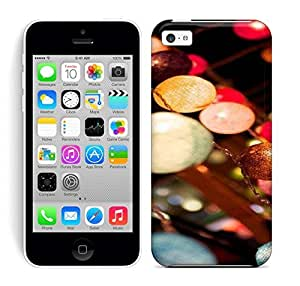 Best Power(Tm) HD Colorful Painted Watercolor Colorful Light Decor Hard Phone Case For Iphone 5C