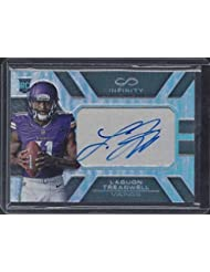 Laquon Treadwell 2016 Panini Infinity On Card Vikings Rookie Auto Rc #d 263/288 - Panini Certified - Football Slabbed Autographed Rookie Cards