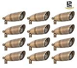 Westgate Lighting LED Directional Light- Antique Bronze Finish 5W LED Light- 5 Year Warranty (12)