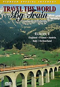 Travel the World By Train: Europe 1