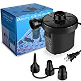 semai Electric Air Pump Portable Quick-Fill Air