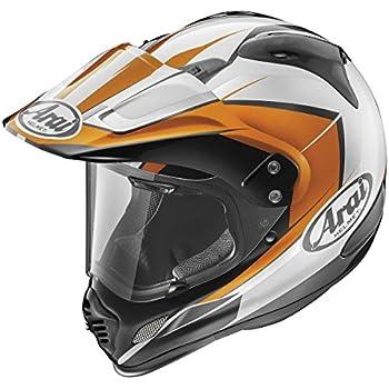 Arai XD4 Flare Dual Sport Helmet-Orange-M