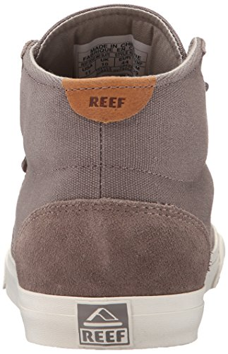 Reef Mens Ridge Mid Mode Sneaker Ardoise