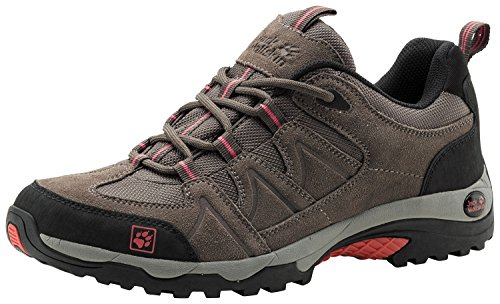 Jack Low Traction W siltite Texapore Scarpe Wolfskin Multifunzione Donna HxXIwAHqr
