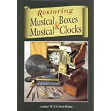 Restoring Musical Boxes and Musical Clocks