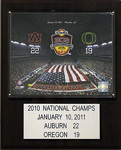 CandICollectables 1215ATGAUBURN NCAA Football 12 x 15 in. Auburn Tigers All-Time Greats from CandICollectables