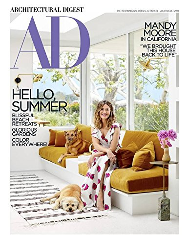Magazines : Architectural Digest Magazine
