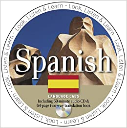 Spanish Language Lab [With Spanish Language Lab Book] (Look