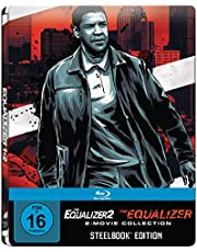 The Equalizer 1+2 - SteelBook, 2 Discs