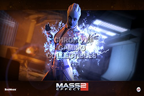 CGC Huge Poster - Mass Effect Liara T'Soni Ps3 Xbox 360 PC