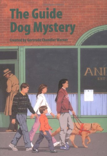 The Guide Dog Mystery - Book #53 of the Boxcar Children