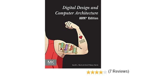 Amazon digital design and computer architecture arm edition amazon digital design and computer architecture arm edition ebook sarah harris david harris kindle store fandeluxe Images