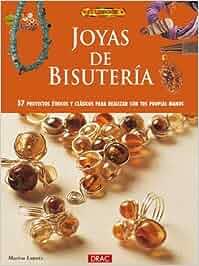 El libro de JOYAS DE BISUTERIA: Amazon.es: Marisa Lupato