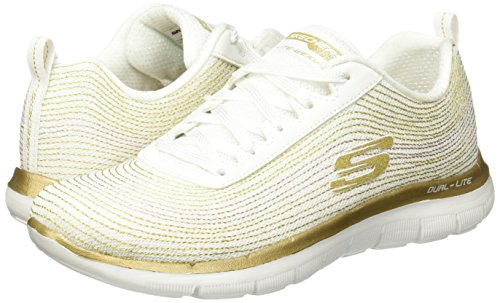 Scarpe Flex Skechers Multicolore Outdoor Donna  Metal Madness Appeal  Donna  e1872c