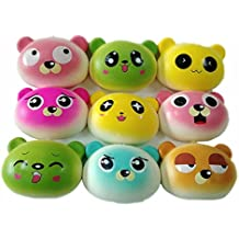 Gocheaper New Squishy Toy, Simulation bread Slow Rising Collection Squeeze Stress Reliever Toy