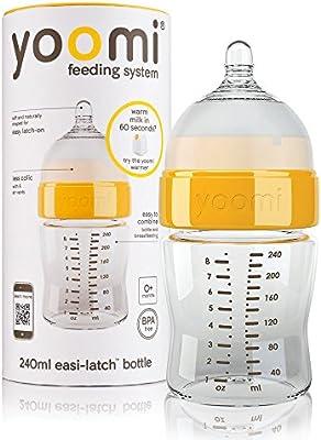 240 ml Yoomi Biber/ón 03 de septiembre de 1