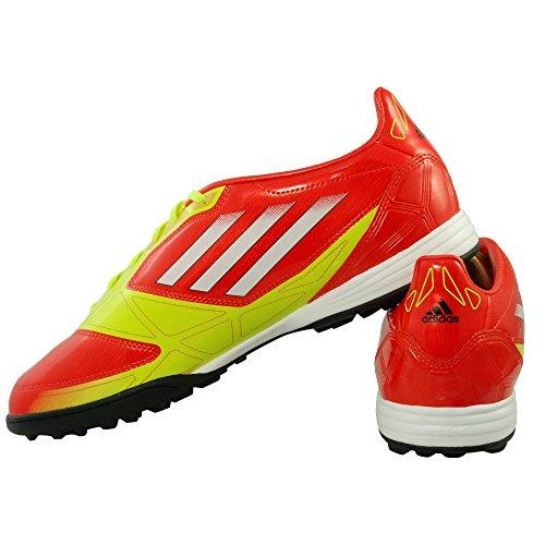 Adidas F10 Trx Tf - V24786 Rosso-giallo