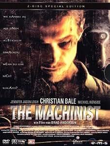 Amazon.com: The Machinist: Christian Bale, Jennifer Jason ...