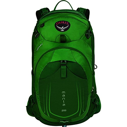 Osprey Packs Manta AG 28 Hydration Pack - 1587-1709cu in Spruce Green, S/M